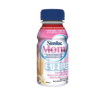 Similac Mom Vanilla, 6 x 235 ml
