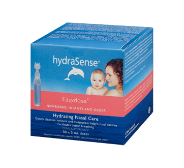 Easydose 20 Ml Hydrasense Nasal Spray Jean Coutu