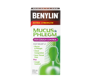 formula cough suppressant Benylin adult