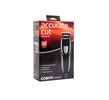 Image 1 of product Conair - Accurate Cut Magnetic Motor Haircut Kit, 1 unit