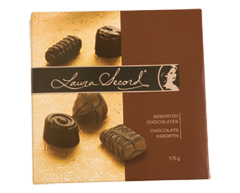 Image of product Laura Secord - Assorted Chocolates, 175 g