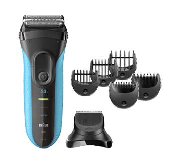 Image 2 of product Braun - Series 3 Shave & Style Shaver, 1 unit