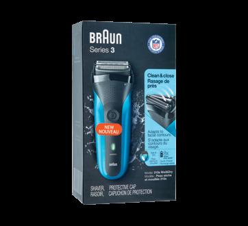 Series 3 Wet & Dry Shaver, 1 unit, Blue