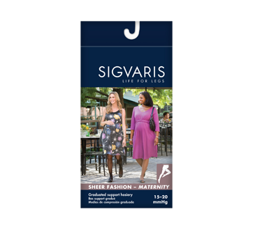 4ef4097d4 Image of product Sigvaris - Sheer Fashion for Women 120
