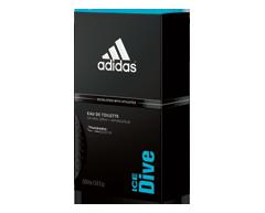 Image of product Adidas - Ice Dive Eau de Toilette, 50 ml