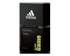 Image of product Adidas - Pure Game Eau de Toilette , 50 ml