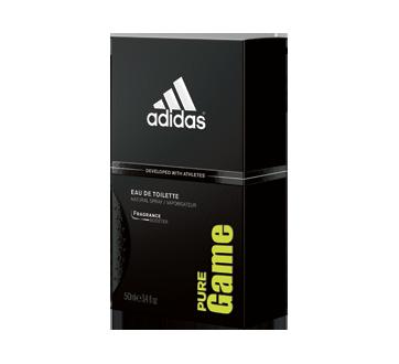 Pure Game Eau de Toilette for Men, 50 ml