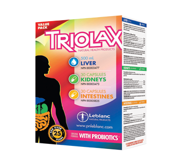 Image of product Valda - Triolax Express Treatment 15 Days, 1 unit