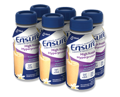 Image of product Ensure - Ensure High Protein Vanilla, 6 x 235 ml