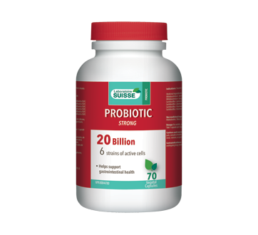 Image 1 of product Laboratoire Suisse - Probiotic Strong 20 Billion, 70 units