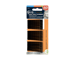 Image of product Goody - Bobby Pins, 60 units, Black