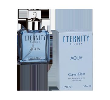 Eternity for Men Aqua Eau de toilette, 50 ml