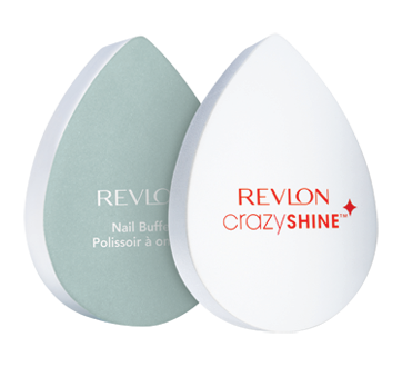 Image 1 Of Product Revlon Crazy Shine Nail Buffer Unit