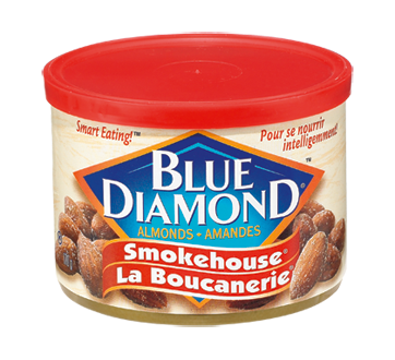 Image of product Blue Diamond - Smokehouse Flavoured  Almonds , 170 g