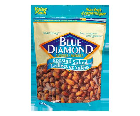 Blue Diamond Amandes