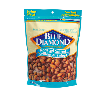 Roasted & Salted Almonds, 454 g
