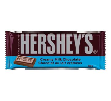 Hershey's Creamy Milk Chocolate, 100 g