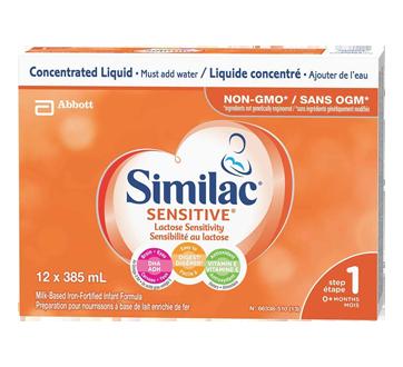 Similac Sensitive Concentrate, 12 x 385 ml