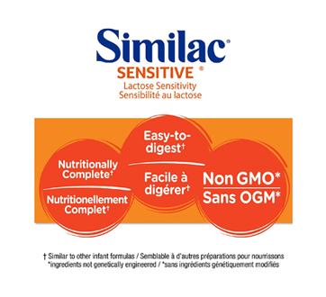 Image 3 of product Similac - Similac Sensitive Concentrate, 12 x 385 ml