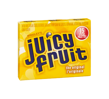 Image 2 of product Juicy Fruit - Chewing Gum, 1 unit, Original