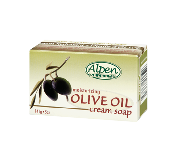 Olive Oil Cream Soap, 141 g