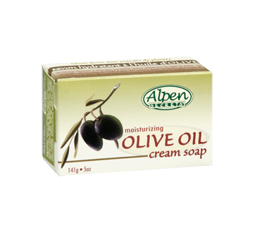 Image 2 of product Alpen Secrets - Olive Oil Cream Soap, 141 g