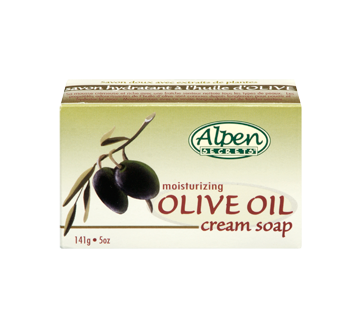 Image 3 of product Alpen Secrets - Olive Oil Cream Soap, 141 g