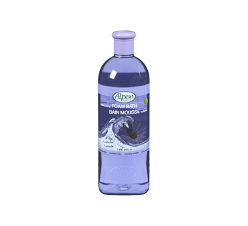 Image of product Alpen Secrets - Moisturizing Foam Bath, 1 L, Lavender