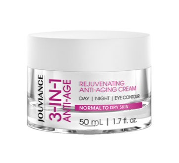 Image of product Jouviance - 3-in-1 Anti-Age Rejuvenating Cream, 50 ml, Normal to Dry Skin