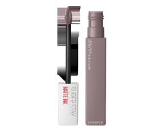 Image du produit Maybelline New York - SuperStay Matte Ink Un-Nude rouge à lèvres liquide, 5 ml