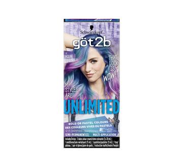 Unlimited Semi-Permanent Colour Cream, 1 unit