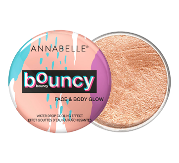 Bouncy Bouncy Face & Body Glow, 20 g