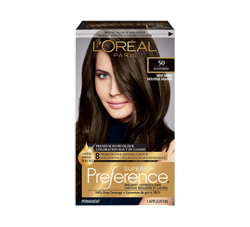 Superior Preference Permanent Hair Colour, 1 unit