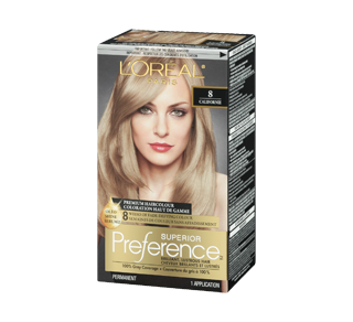 Superior Preference Premium Haircolour, 1 unit