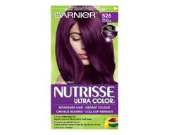 Image of product Garnier - Nutrisse Ultra Color Coloration, 1 unit