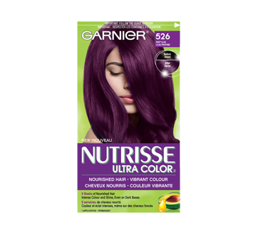 Nutrisse Ultra Color Permanent Hair Colour, 1 unit