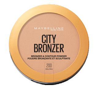 City Bronzer poudre bronzante et sculptante, 9,25 g