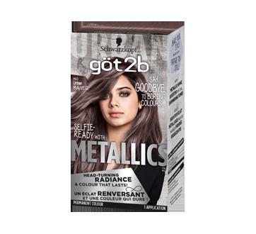 Got2b Metallics Permanent Hair Color, 1 unit