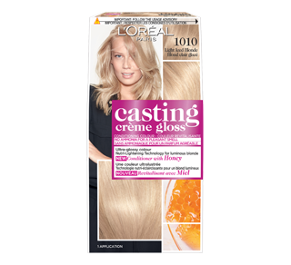 Casting Crème Gloss par Healthy Look coloration, Glossy Blondes