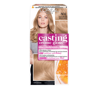 Casting Crème Gloss By Healthy Look coloration, Glossy Blondes