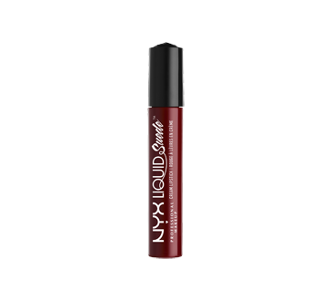 Image of product NYX Professional Makeup - Liquid Suede Cream Lipstick , 4 ml Cherry Skies
