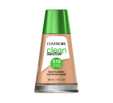 Clean Sensitive Skin Liquid Foundation, 30 ml