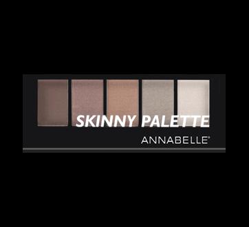 Skinny Eyeshadow Palette, 7.65 g