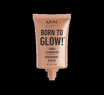 Image 2 du produit NYX Professional Makeup - Born to Glow illuminateur liquide, 18 ml Gleam