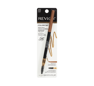 Image 2 of product Revlon - ColorStay Brow Pencil, 0.35 g 205 Blonde