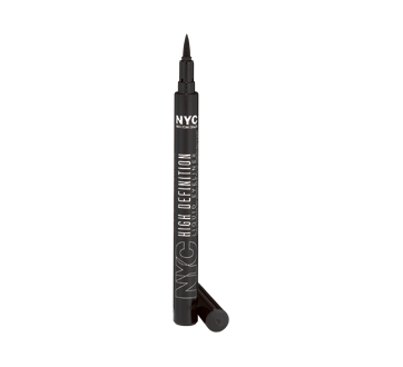 Image du produit NYC New York Color - Crayon pour les yeux liquide NYC New York Color HD  Extra Black