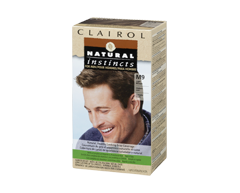 Image of product Clairol - Natural Instincts for Men Hair Colour Kit, 1 unit
