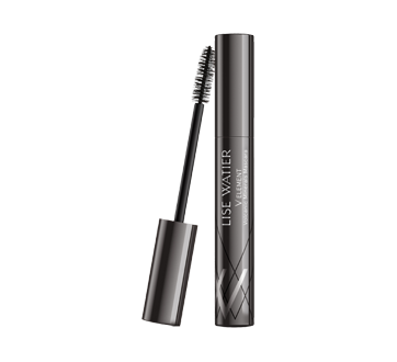 Image of product Lise Watier - V Element Volcanic Minerals Mascara, 1 unit Volcanic Black