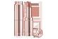 Vignette du produit Lancôme - L'Absolu Mademoiselle Shine rouge à lèvres, 4,5 g 232 Mademoiselle Plays