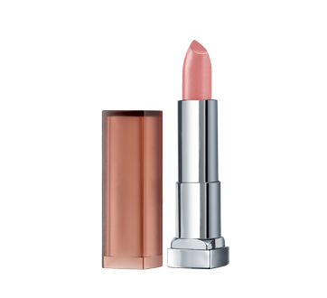 Image of product Maybelline New York - Color Sensational Inti-Matte Nudes Lipstick, 4.2 g Almond Rose